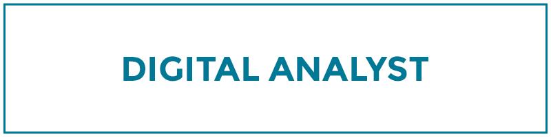 digital analyst