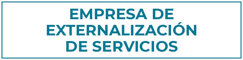 empresa de externalización de servicios