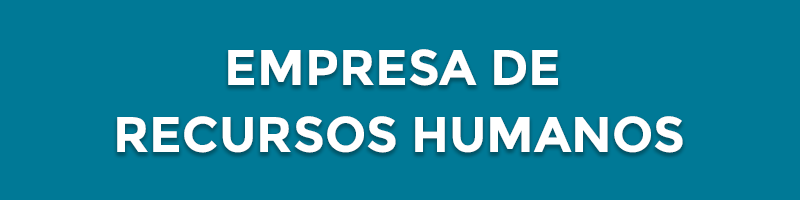 empresa de recursos humanos