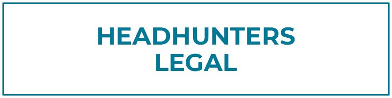 headhunters legal