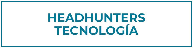 headhunters tecnología