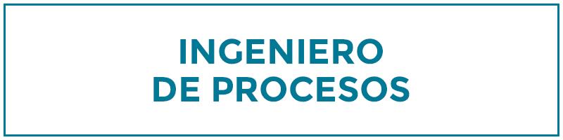 ingeniero de procesos