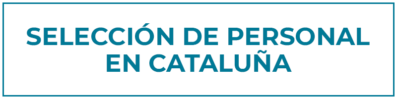 selección de personal en cataluña
