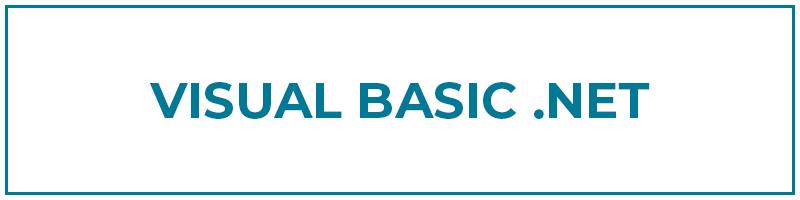 Visual Basic .NET